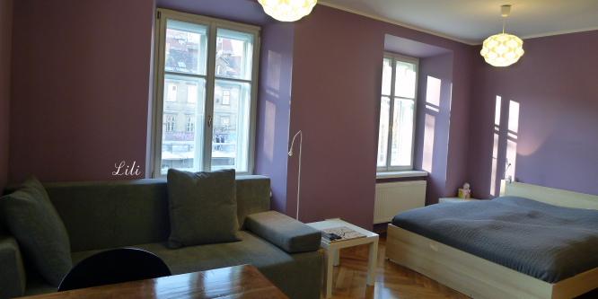 1 - Apartmaji Meščanka