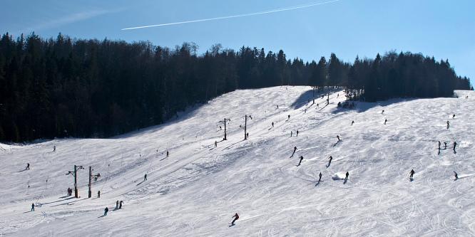 1 - Mariborsko Pohorje