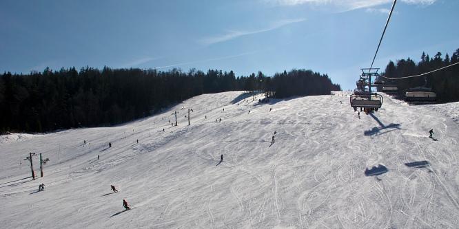 3 - Mariborsko Pohorje