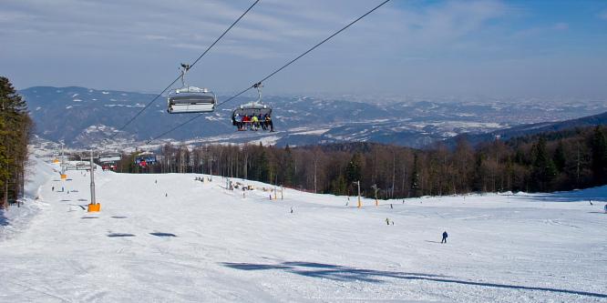 2 - Mariborsko Pohorje