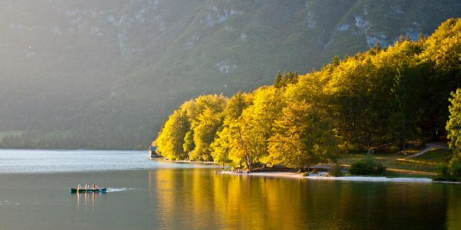 2 - Bohinjsko jezero