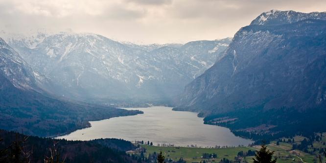 4 - Bohinjsko jezero
