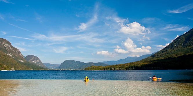 6 - Bohinjsko jezero