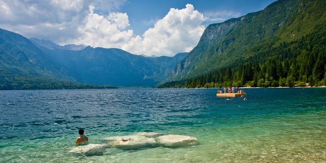 5 - Bohinjsko jezero