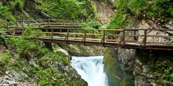 2 - Vintgar Gorge Bled