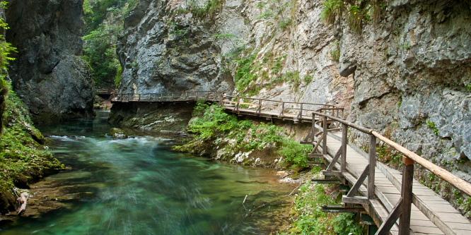 4 - Vintgar Gorge Bled