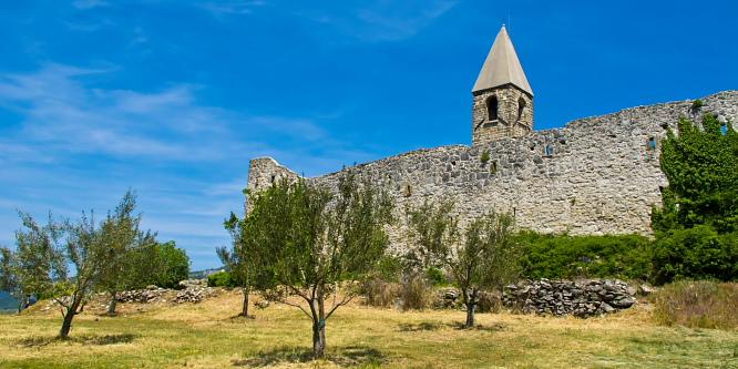 3 - Cerkev Sv. Trojice v Hrastovljah