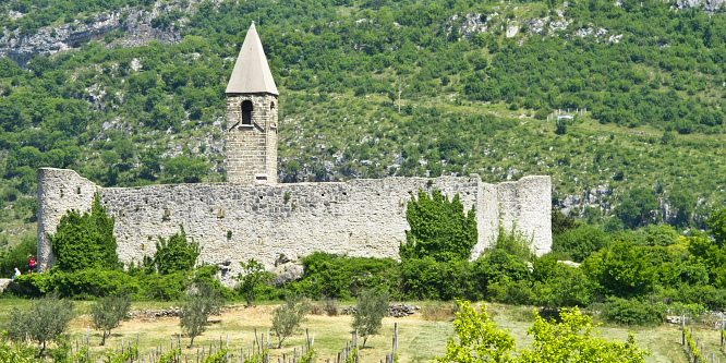 1 - Church of the Holy Trinity in Hrastovlje