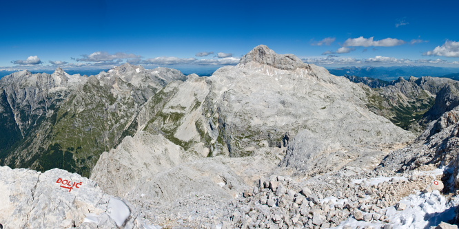 7 - Triglav – Slovenia's highest mountain