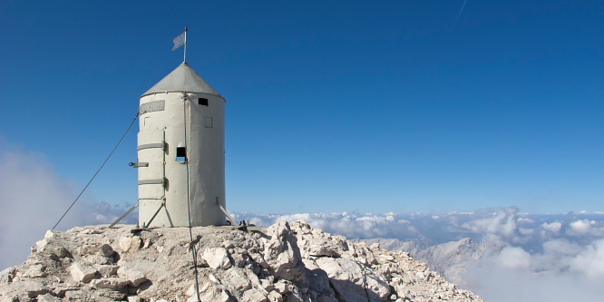 5 - Triglav – Slovenia's highest mountain