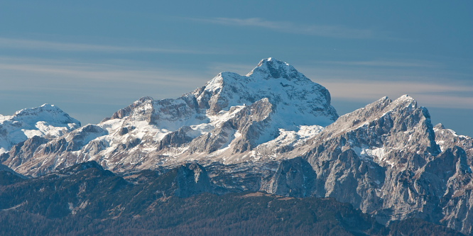 9 - Triglav – Slovenia's highest mountain