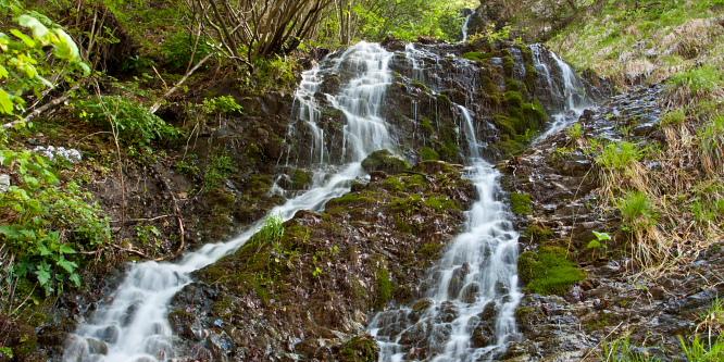 2 - Zapoška Waterfalls