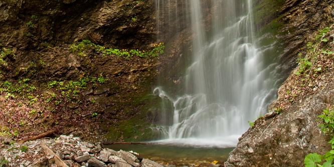 5 - Zakojca Waterfalls
