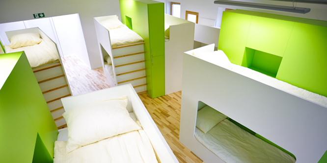 2 - Mladinski center in hotel Ajdovščina