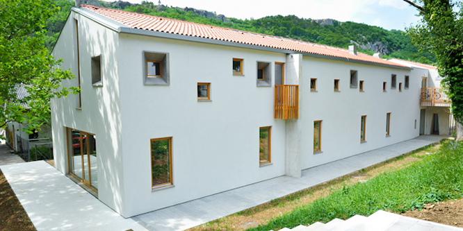 5 - Mladinski center in hotel Ajdovščina