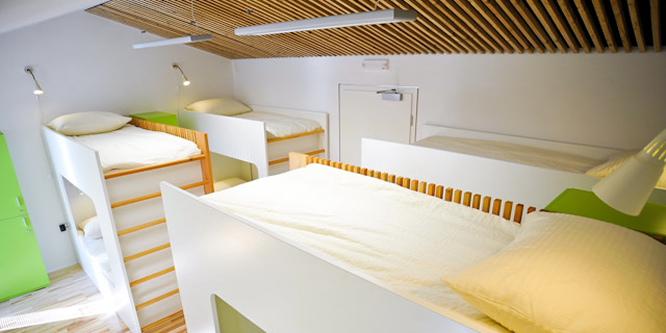 1 - Mladinski center in hotel Ajdovščina