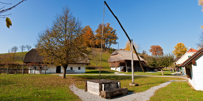 1 - Open-air museum Rogatec
