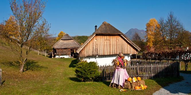 2 - Open-air museum Rogatec