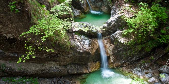 1 - Fratarica Waterfalls