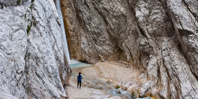 5 - Martuljški slapovi