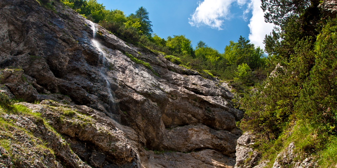 5 - Predelica waterfalls