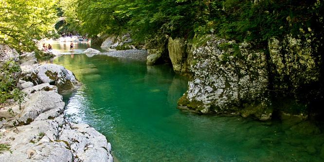 2 - Along the Nadiža river