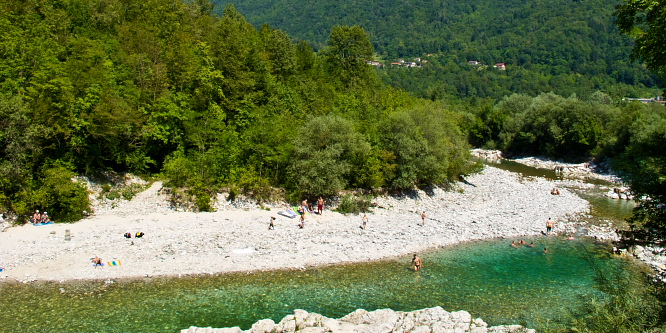 6 - Along the Nadiža river