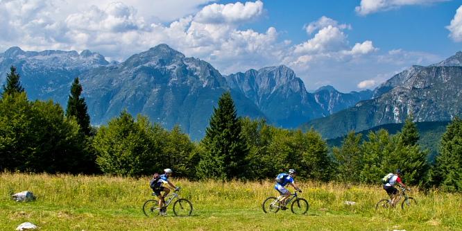 5 - Okoli Polovnika - planini Zaprikraj in Golobar