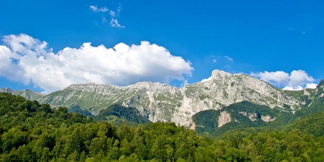 2 - Po planinah pod Krnom