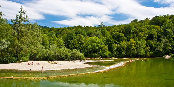 4 - Ob Kolpi - najjužnejša točka Slovenije