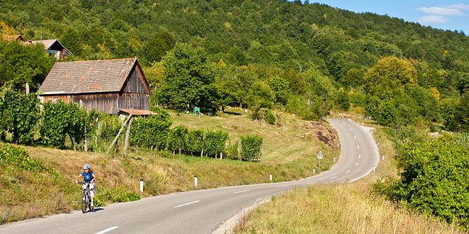 6 - Ob Kolpi - najjužnejša točka Slovenije