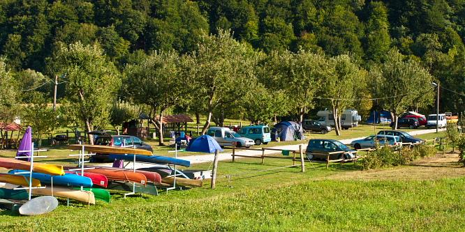 1 - Camp Kanu Radenci - Kolpa river