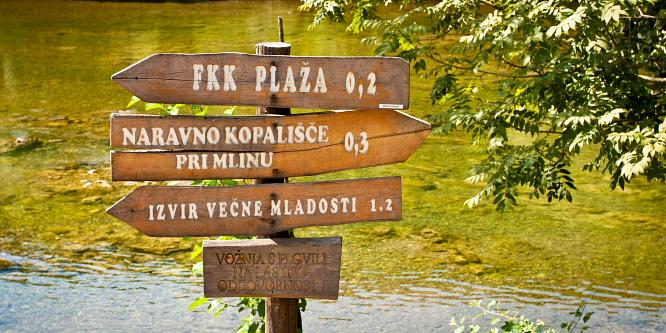4 - Camp Kanu Radenci - Kolpa river