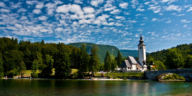 2 - Bohinj cycling path