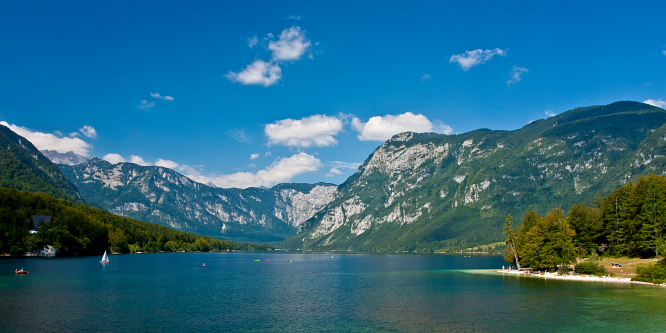3 - Bohinj cycling path