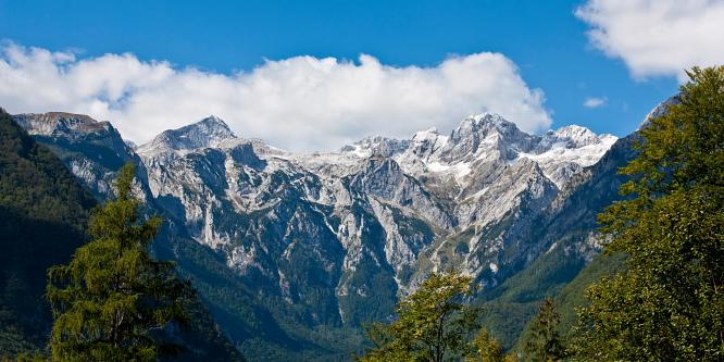1 - The Valley of Kamniška Bistrica