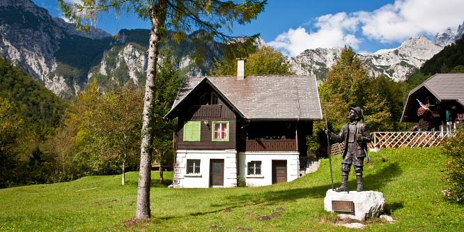 5 - The Valley of Kamniška Bistrica