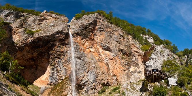 2 - Logar Valley and Rinka Waterfall