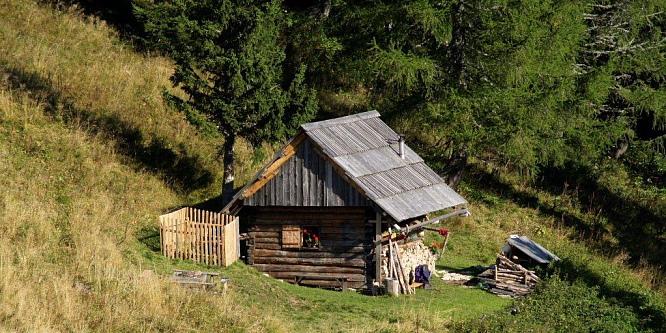 1 - Pastirska koča Jezersko