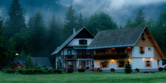 2 - Apartmaji Alpik Bohinj