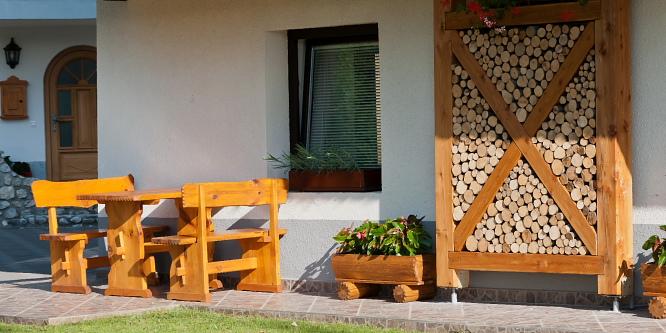 3 - Apartmaji Alpik Bohinj