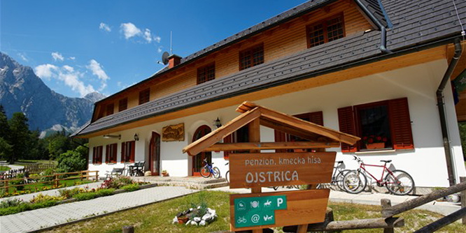 1 - Ojstrica Country House