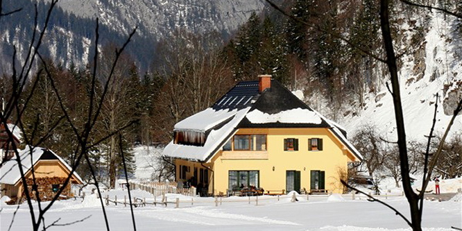 5 - Ojstrica Country House