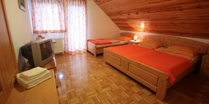 3 - Sobe in apartmaji Pr Matjon Bled