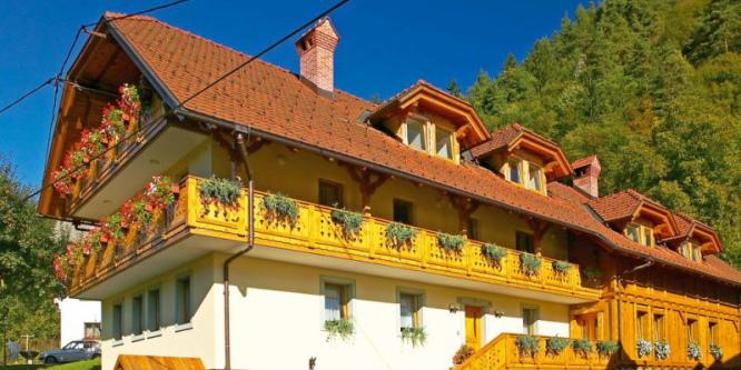 1 - Sobe in apartmaji Pr Matjon Bled