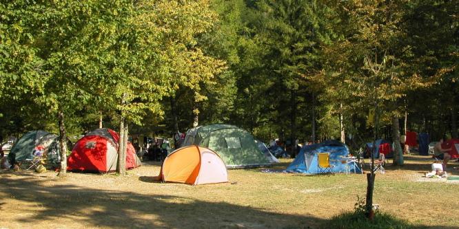 4 - Campsite Nadiža Podbela