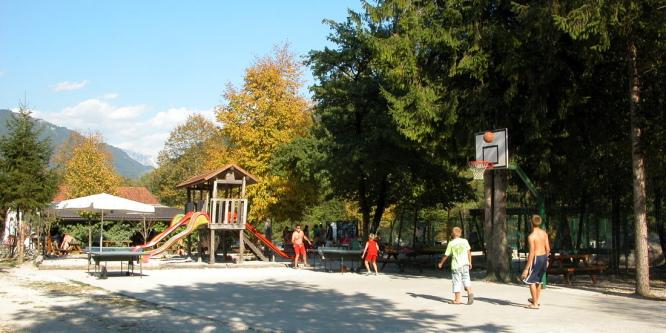 3 - Campsite Nadiža Podbela