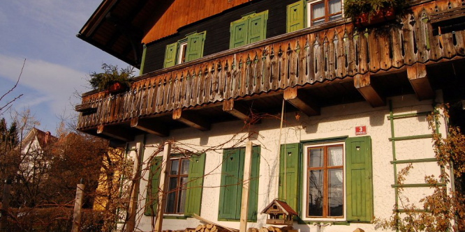 1 - Wooden chalet near Lake Bled