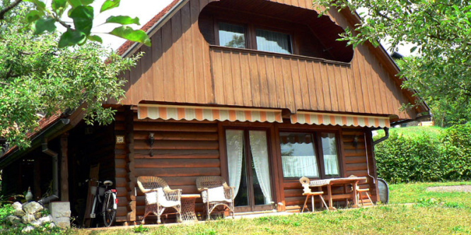 4 - Wooden chalet near Lake Bled