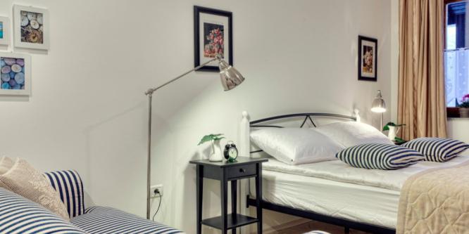 1 - Apartmaji Pri nas Kobarid